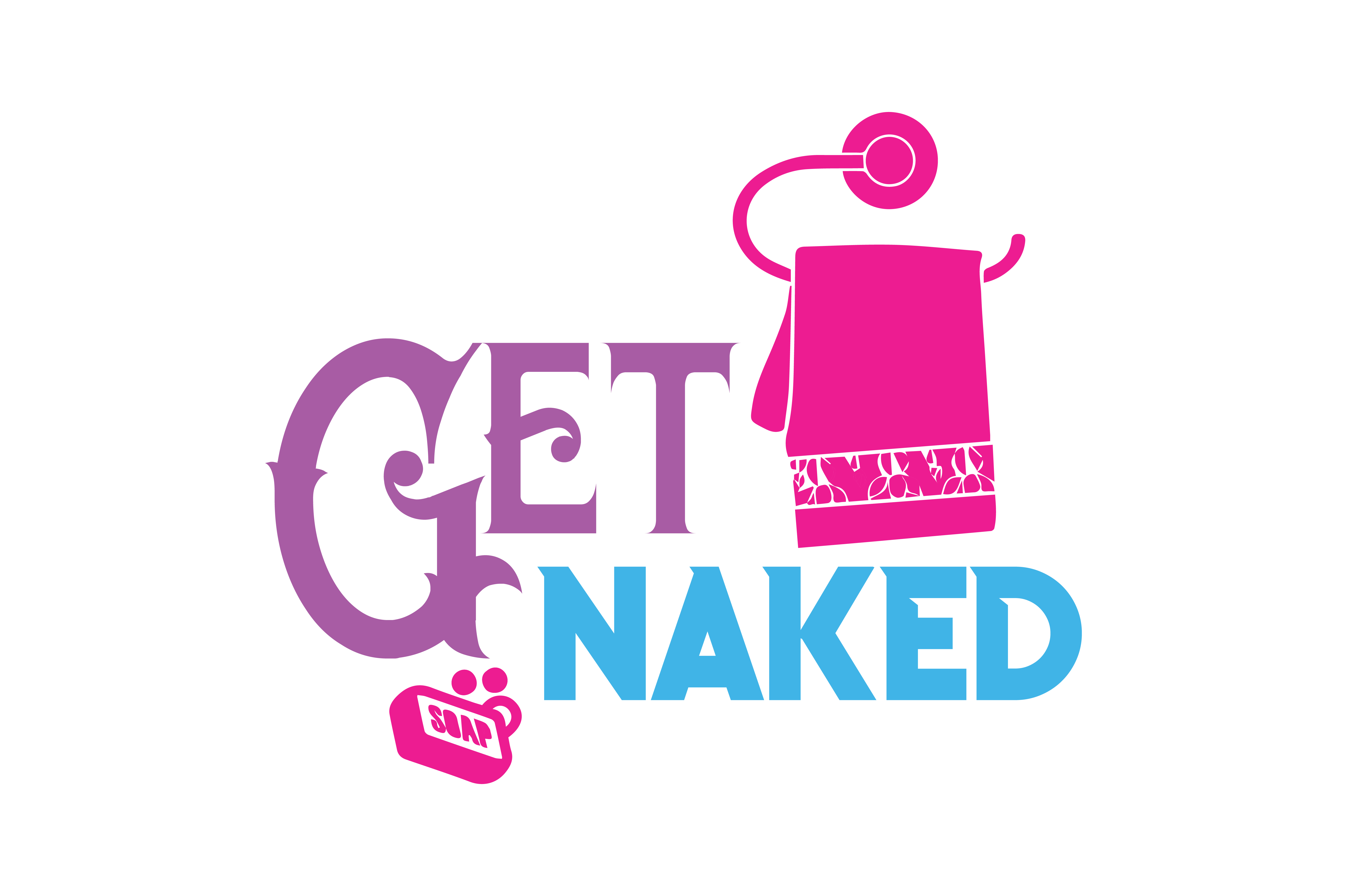 Download Free Get Naked Quote Svg Cut Graphic By Thelucky Creative Fabrica for Cricut Explore, Silhouette and other cutting machines.