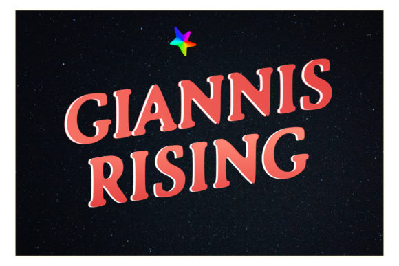 Print on Demand: Giannis Rising Serif Font By Epiclinez