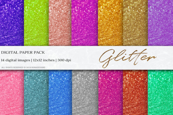 Glitter Background, Glitter Digital Papers Graphic Backgrounds By damlaakderes