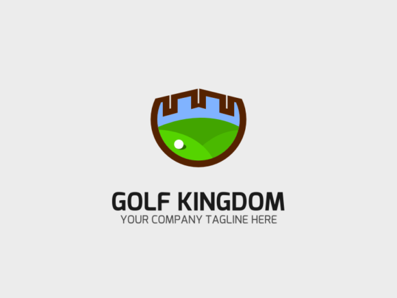 Golf Logo Template Graphic By rivatxfz