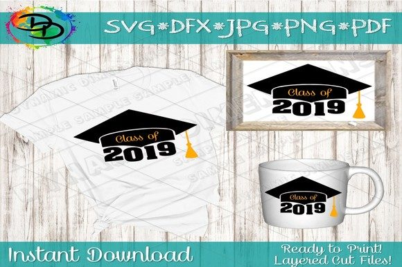 Download Free Graduation Graphic By Dynamicdimensions Creative Fabrica for Cricut Explore, Silhouette and other cutting machines.