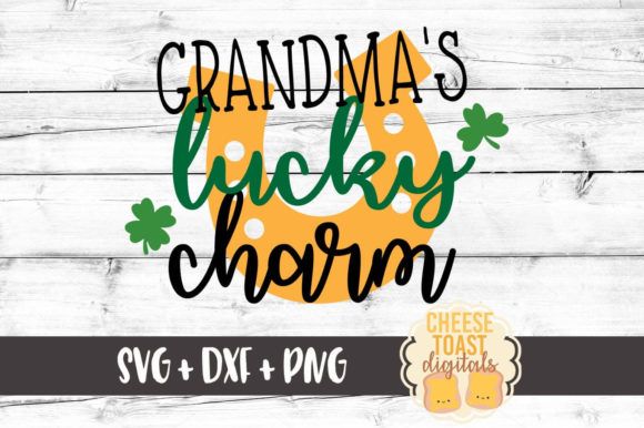 Download Free Grandma S Lucky Charm St Patrick S Day Svg Graphic By for Cricut Explore, Silhouette and other cutting machines.