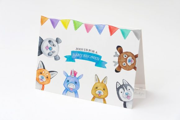 Download Free Greeting Card Mockup Photo Psd Smart Graphic By Leo Flo Mockups for Cricut Explore, Silhouette and other cutting machines.