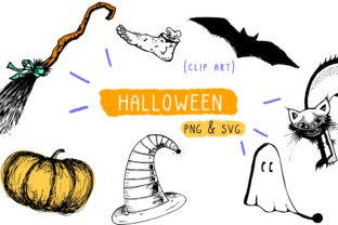 Halloween Graphic By Inkclouddesign