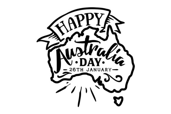 Download Free Happy Australia Day Svg Cut File By Creative Fabrica Crafts for Cricut Explore, Silhouette and other cutting machines.