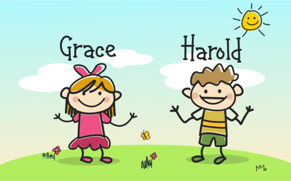Happy Kids Font By LetterBeary Image 3
