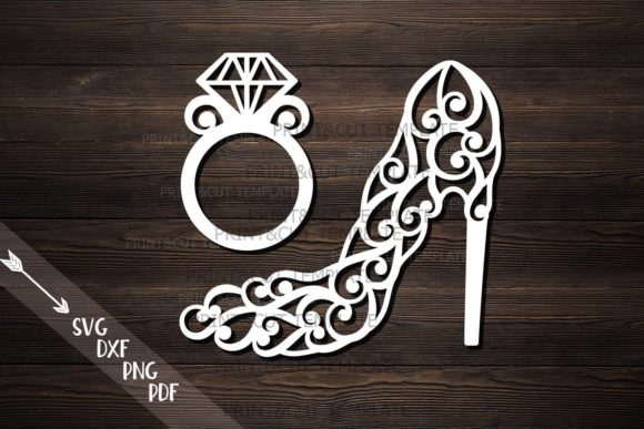 High Heel Svg Graphic Crafts By Cornelia