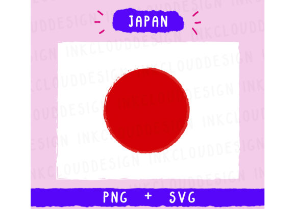 Print on Demand: Japan Cut  Graphic Icons By Inkclouddesign