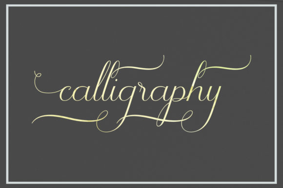 Print on Demand: Jasmitha Script Script & Handwritten Font By Stripes Studio - Image 2