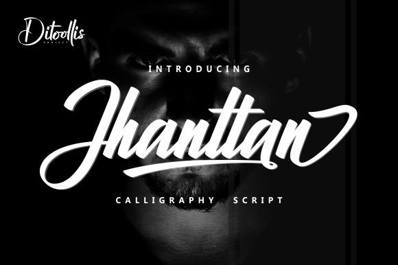Print on Demand: Jhanttan Script & Handwritten Font By Ditoollis Project