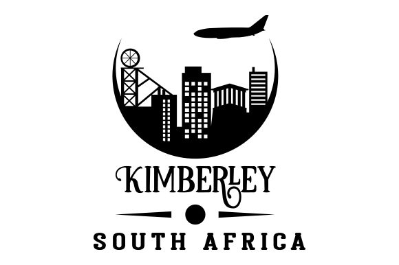 Kimberley South Africa Craft Cut File By Creative Fabrica Crafts