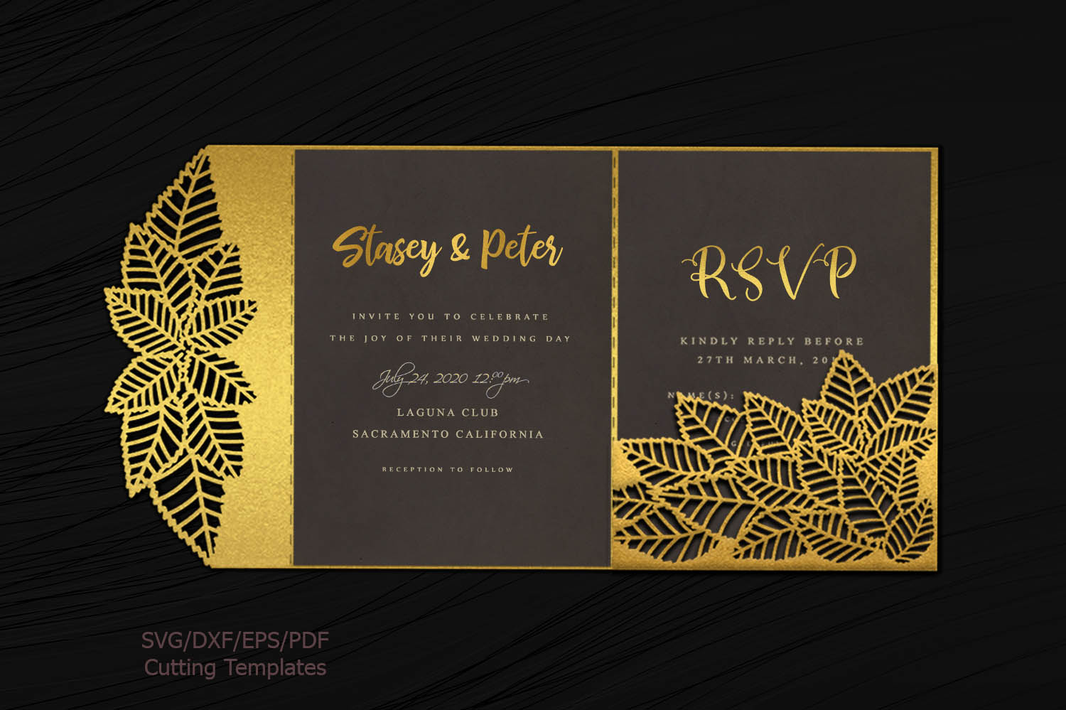Download Free Leaves Pocket Envelope Svg Graphic By Cornelia Creative Fabrica for Cricut Explore, Silhouette and other cutting machines.