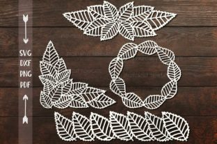 Leaves Graphic By Cornelia