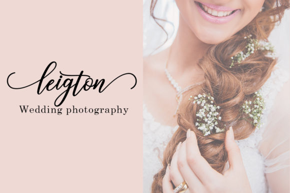 Leighton Font By Amarlettering Image 2