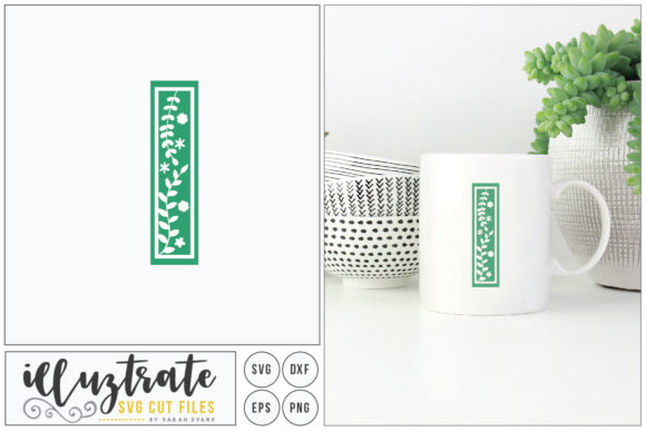 Print on Demand: Letter I Alphabet Graphic Crafts By illuztrate - Image 1