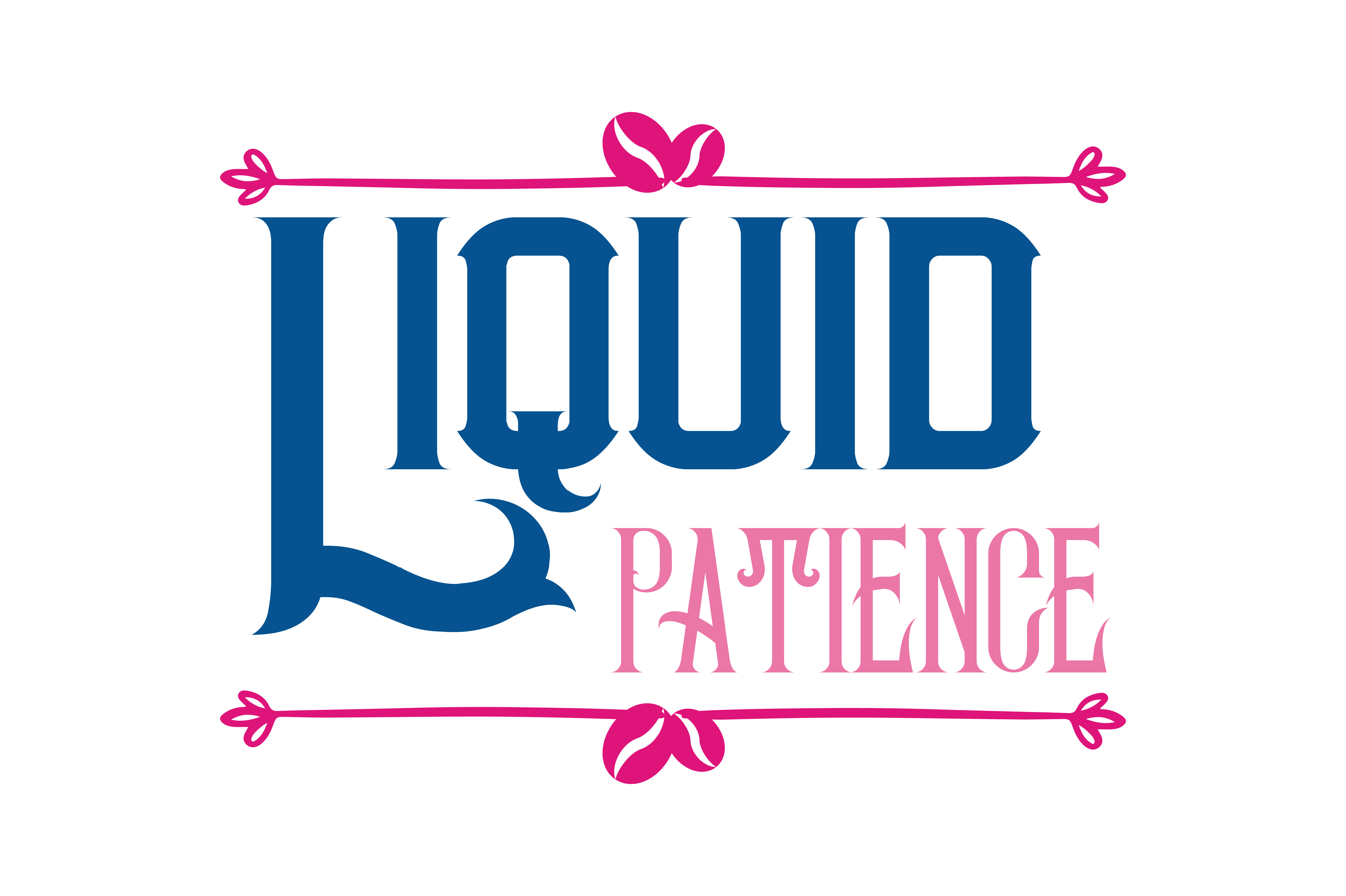 Download Free Liquid Patience Quote Svg Cut Graphic By Thelucky Creative Fabrica SVG Cut Files