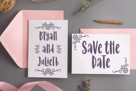 Print on Demand: Literally Natural Script & Handwritten Font By Situjuh - Image 3