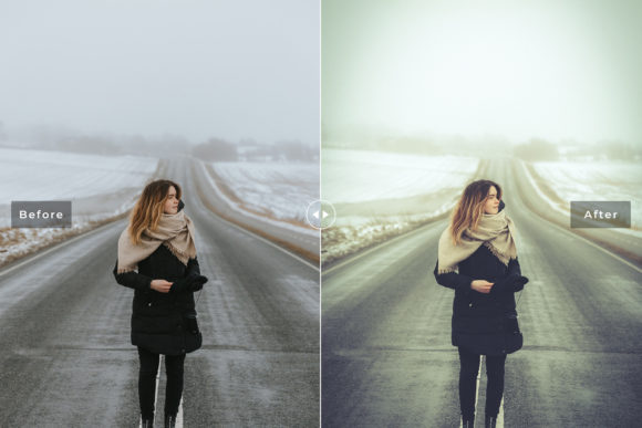 Download Free Lomography Mobile Desktop Lightroom Presets Graphic By for Cricut Explore, Silhouette and other cutting machines.