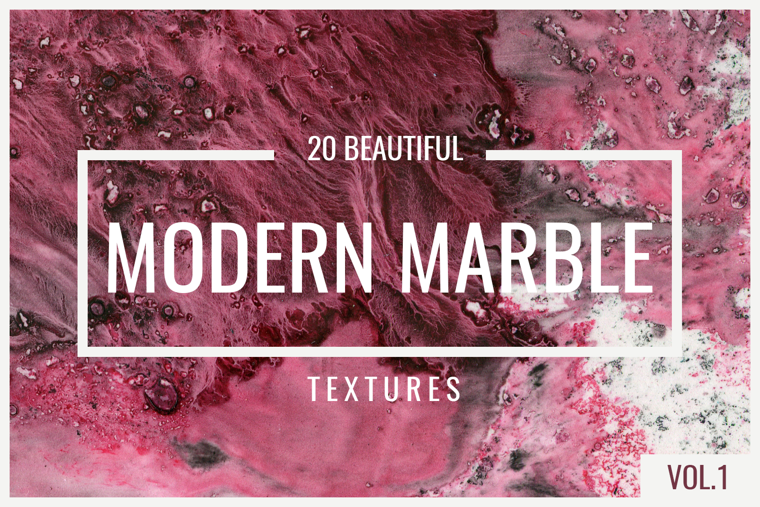 Modern Marble Textures Wedding Invitation Marble Background