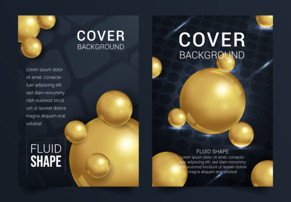 Modern Cover Background Graphic Backgrounds By SugarV_Creative