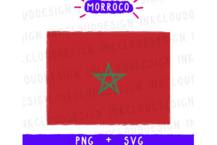 Morroco Africa Graphic By Inkclouddesign