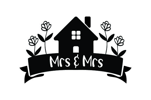 Download Free Mr Mrs Svg Cut File By Creative Fabrica Crafts Creative Fabrica for Cricut Explore, Silhouette and other cutting machines.