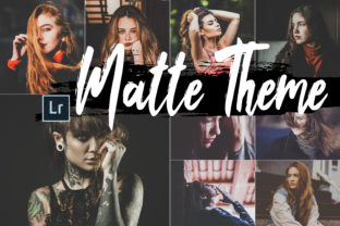 Download Free Neo Matte Theme Desktop Lightroom Presets Grafico Por 3motional for Cricut Explore, Silhouette and other cutting machines.