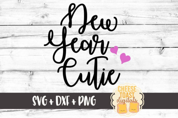 Download Free New Year Cutie Graphic By Cheesetoastdigitals Creative Fabrica for Cricut Explore, Silhouette and other cutting machines.
