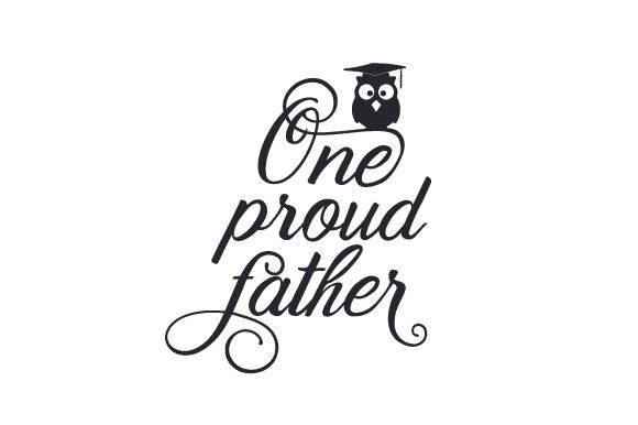 One Proud Father Svg Cut File By Creative Fabrica Crafts