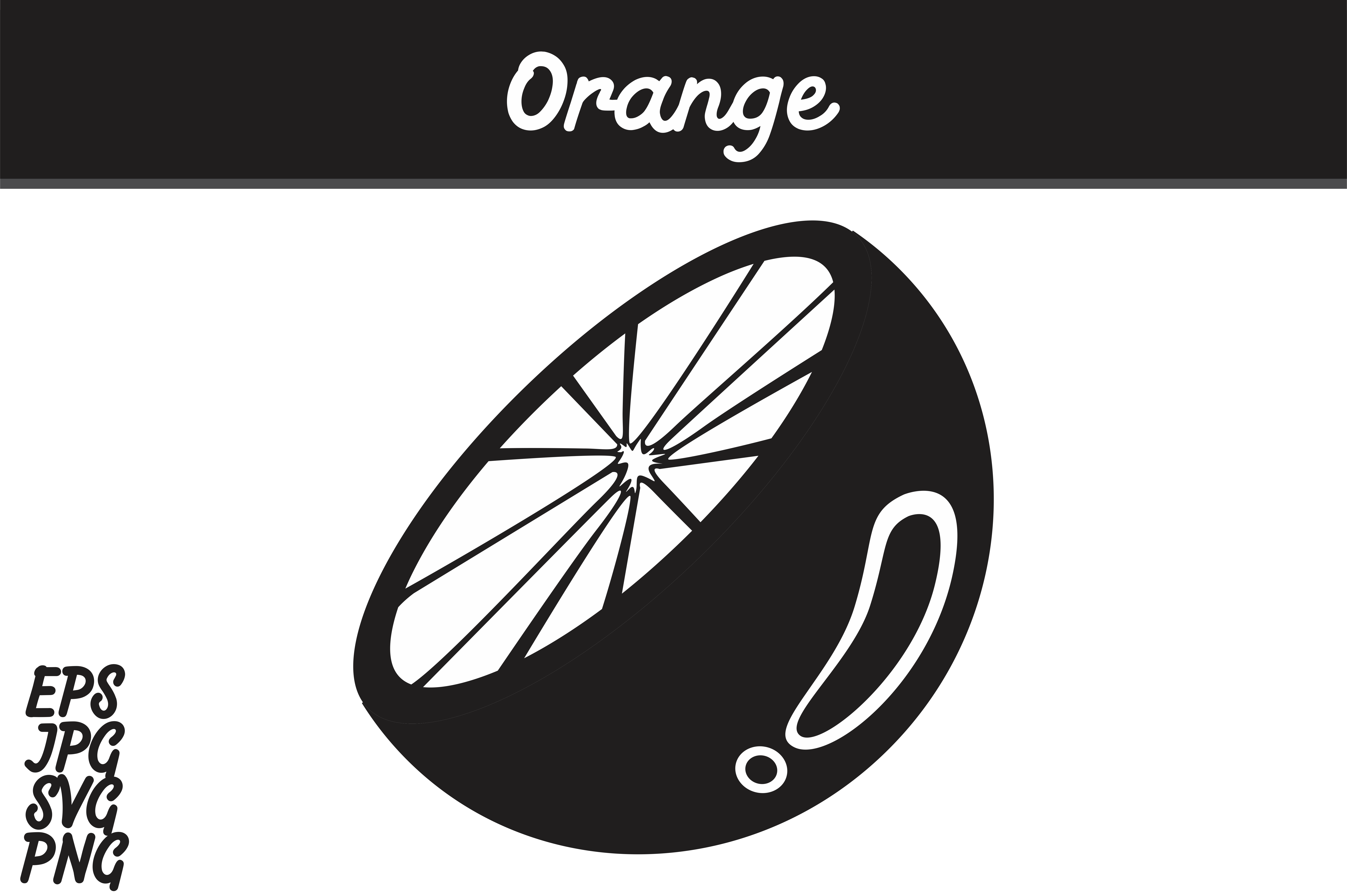 Download Free Orange Icon Svg Vector Image Graphic By Arief Sapta Adjie for Cricut Explore, Silhouette and other cutting machines.