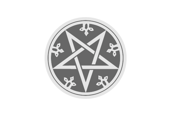 Download Free Pentagram Svg Cut File By Creative Fabrica Crafts Creative Fabrica for Cricut Explore, Silhouette and other cutting machines.