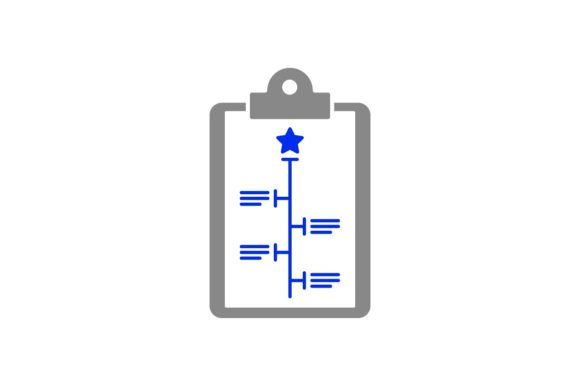 Print on Demand: Planning Graphic Icons By khld939