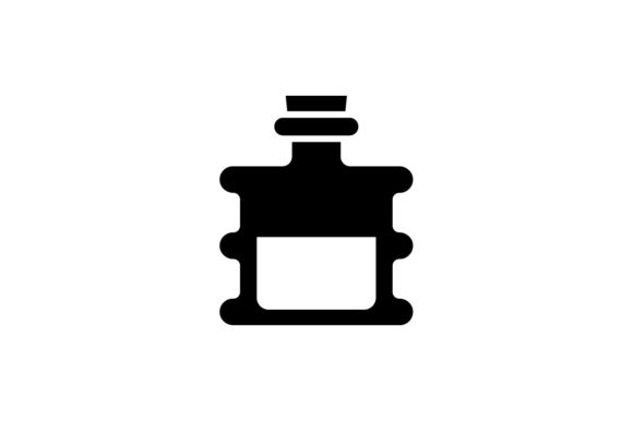 Download Free Potions Icon Graphic By Kanggraphic Creative Fabrica for Cricut Explore, Silhouette and other cutting machines.