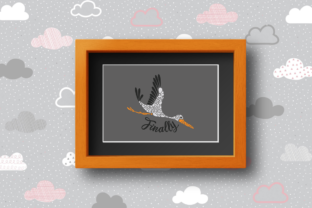 Pregnancy Announcement SVG Graphic By duka