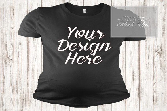 Download Free Pregnancy Mockup Graphic By Dynamicdimensions Creative Fabrica for Cricut Explore, Silhouette and other cutting machines.