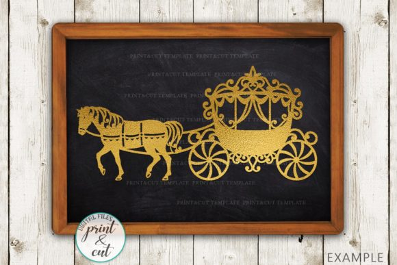 Download Free Princess Carriage Svg Graphic By Cornelia Creative Fabrica for Cricut Explore, Silhouette and other cutting machines.
