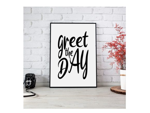Download Free Printable Wall Art For Home Office Decoration Graphic By Istaconcept Creative Fabrica for Cricut Explore, Silhouette and other cutting machines.