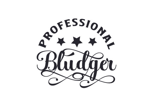 Download Free Professional Bludger Svg Cut File By Creative Fabrica Crafts for Cricut Explore, Silhouette and other cutting machines.