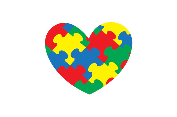 Download Free Puzzle Heart Svg Cut File By Creative Fabrica Crafts Creative SVG Cut Files