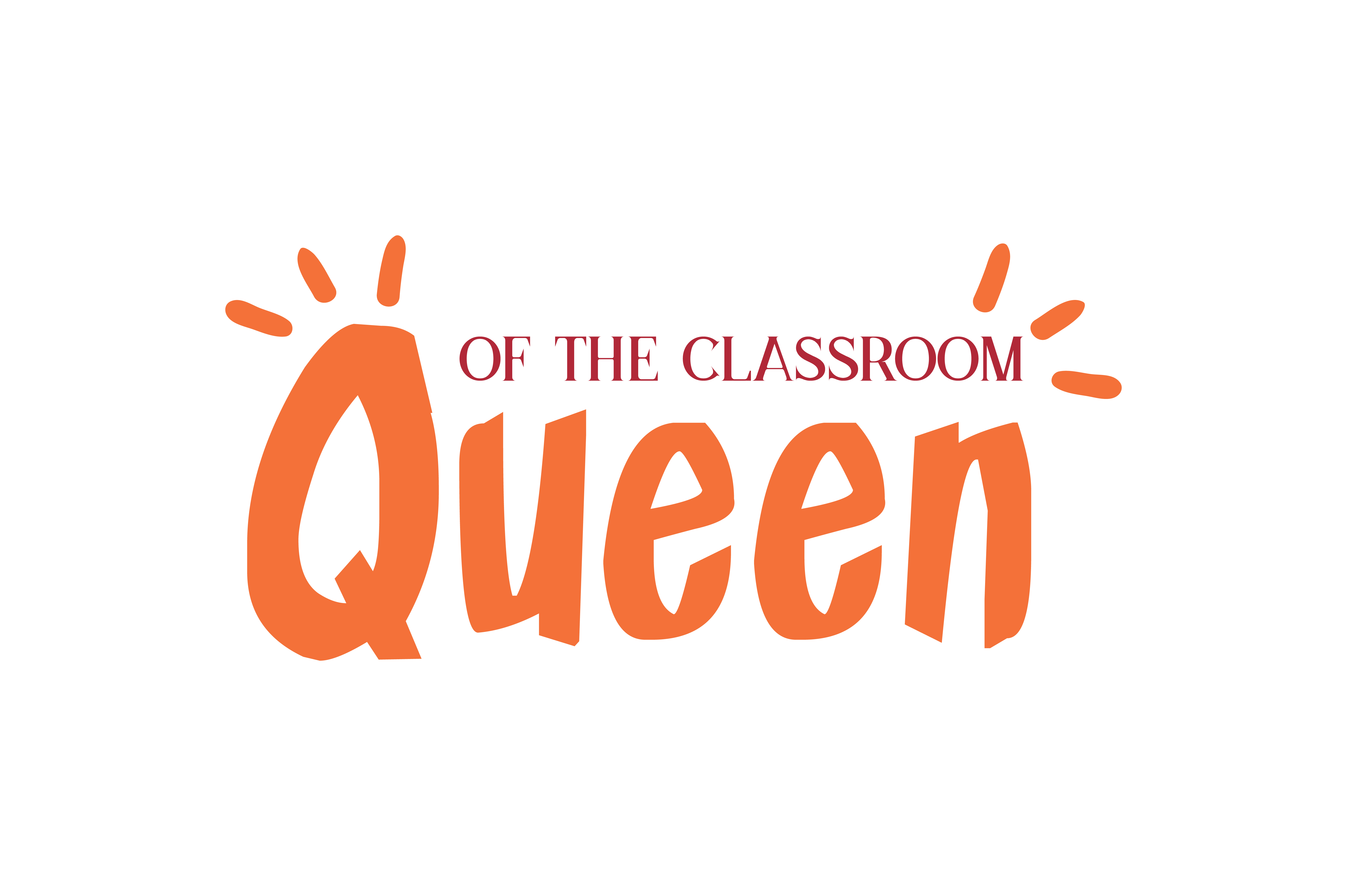 Queen Of The Classroom Quote Svg Cut Graphic By Thelucky