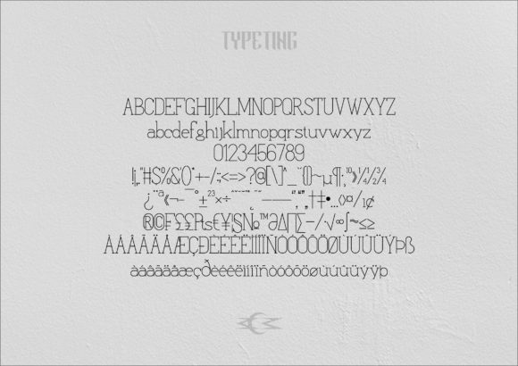 Print on Demand: Queensword Serif Font By Typeting Studio - Image 4