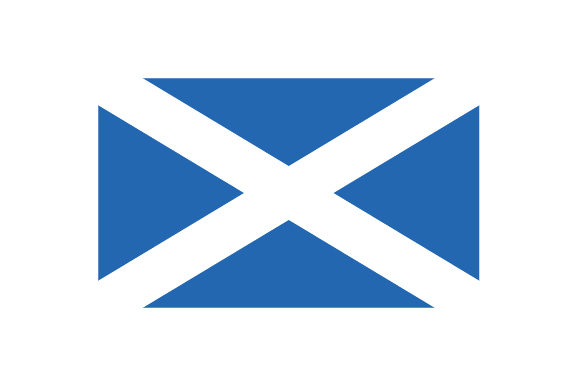 Download Free Realistic Scottish Flag Svg Cut File By Creative Fabrica Crafts for Cricut Explore, Silhouette and other cutting machines.