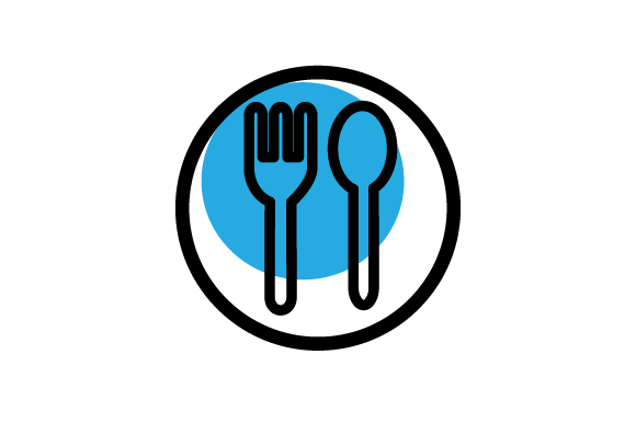 Restaurant Filled Outline Vector Icon Graphic Icons By kokank13