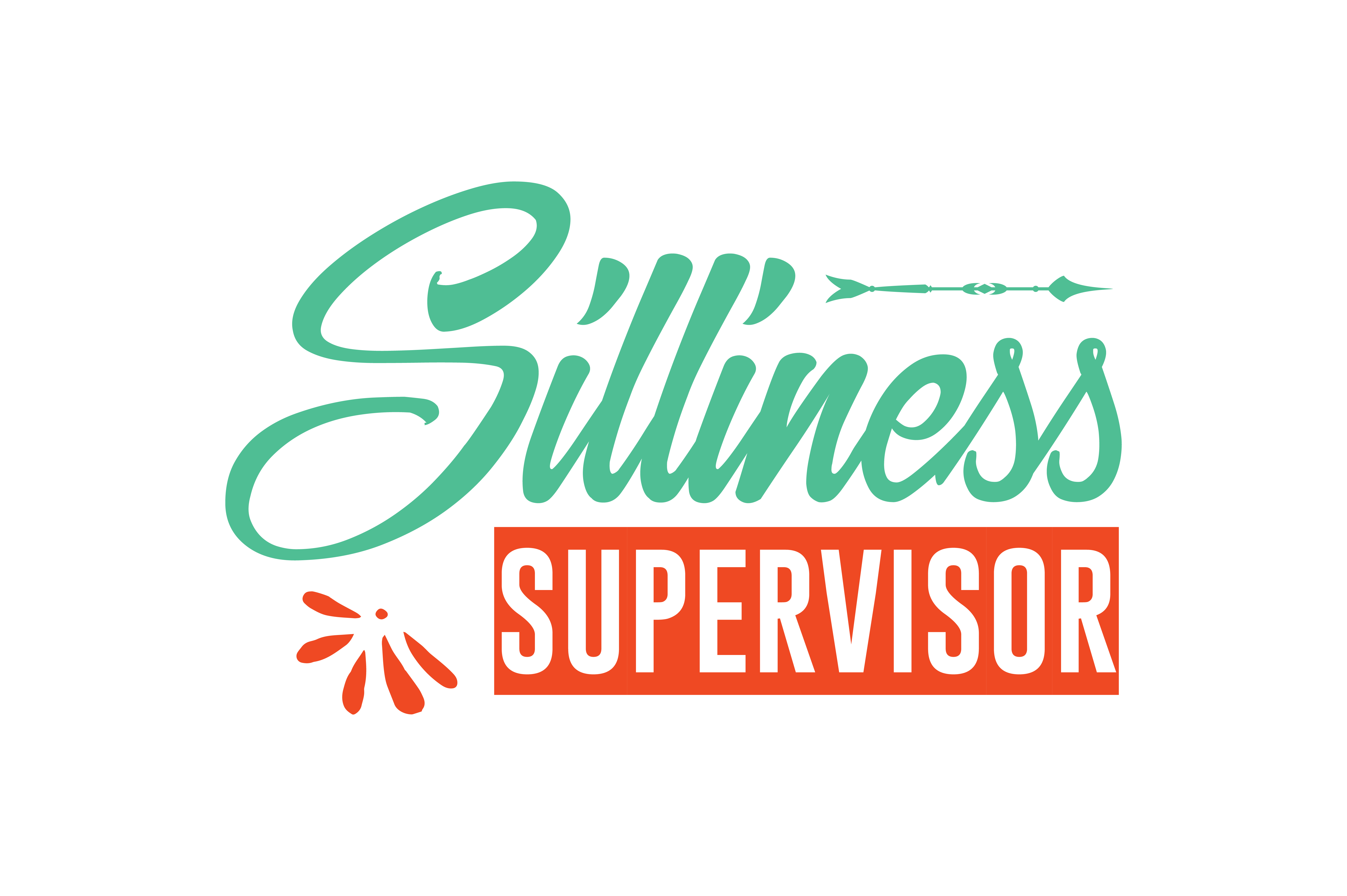Download Free Silliness Supervisor Quote Svg Cut Graphic By Thelucky for Cricut Explore, Silhouette and other cutting machines.
