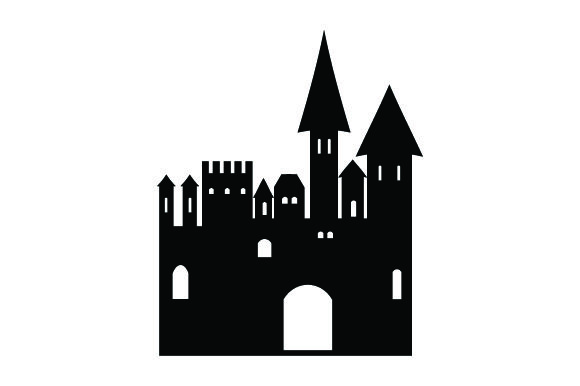 Download Free Scottish Castle Cartoon Svg Cut File By Creative Fabrica Crafts for Cricut Explore, Silhouette and other cutting machines.