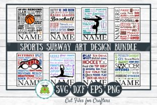Get Field Hockey Subway Art DXF