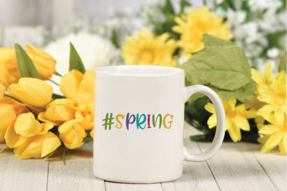 #Spring SVG Cut File Graphic Crafts By oldmarketdesigns - Image 3