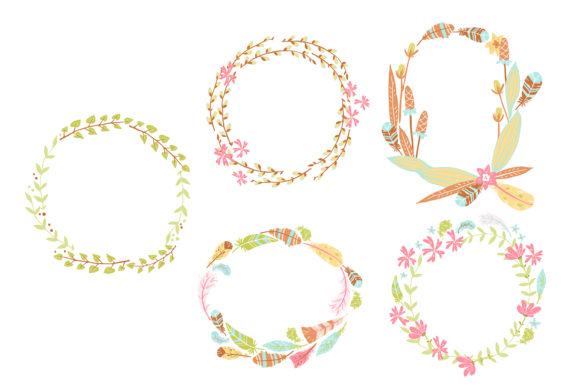 Spring Meadow Graphic Set Graphic By dinkoobraz Image 21