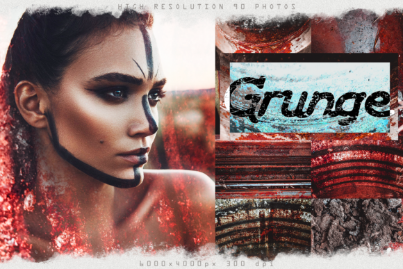 Spring Overlays Grunge Textures Graphic Layer Styles By 2SUNS