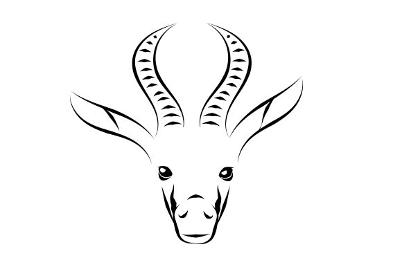 Download Free Springbok Svg Cut File By Creative Fabrica Crafts Creative Fabrica for Cricut Explore, Silhouette and other cutting machines.